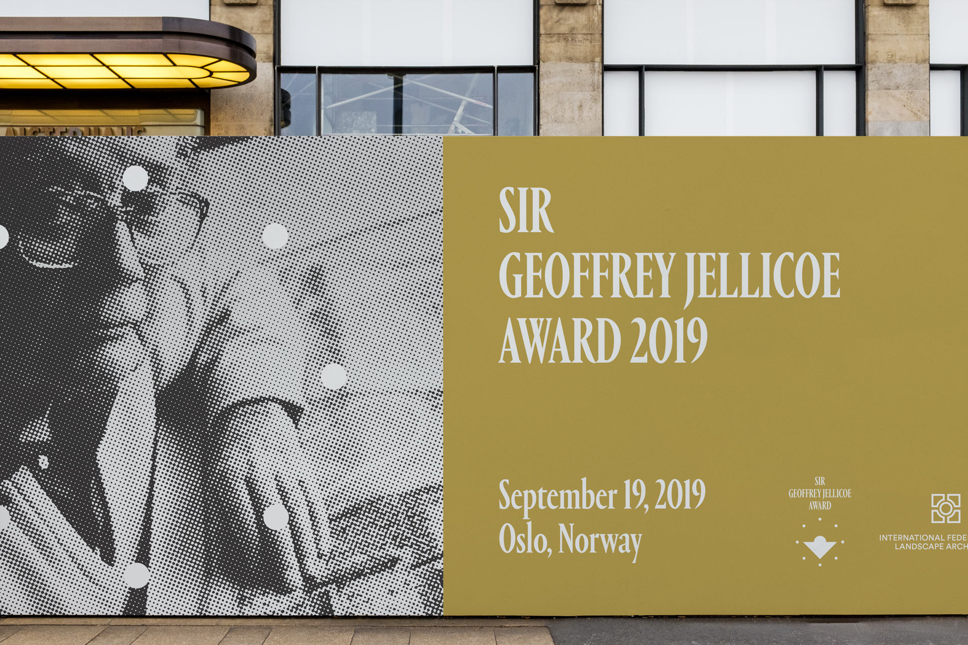 The IFLA Sir Geoffrey Jellicoe Award