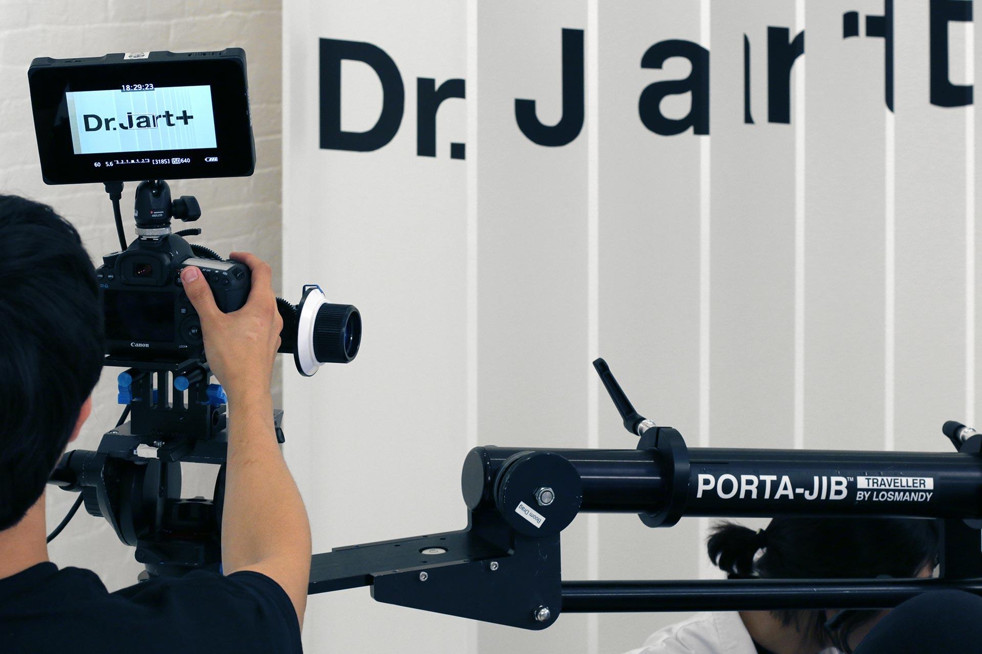 Dr. Jart Brand Video