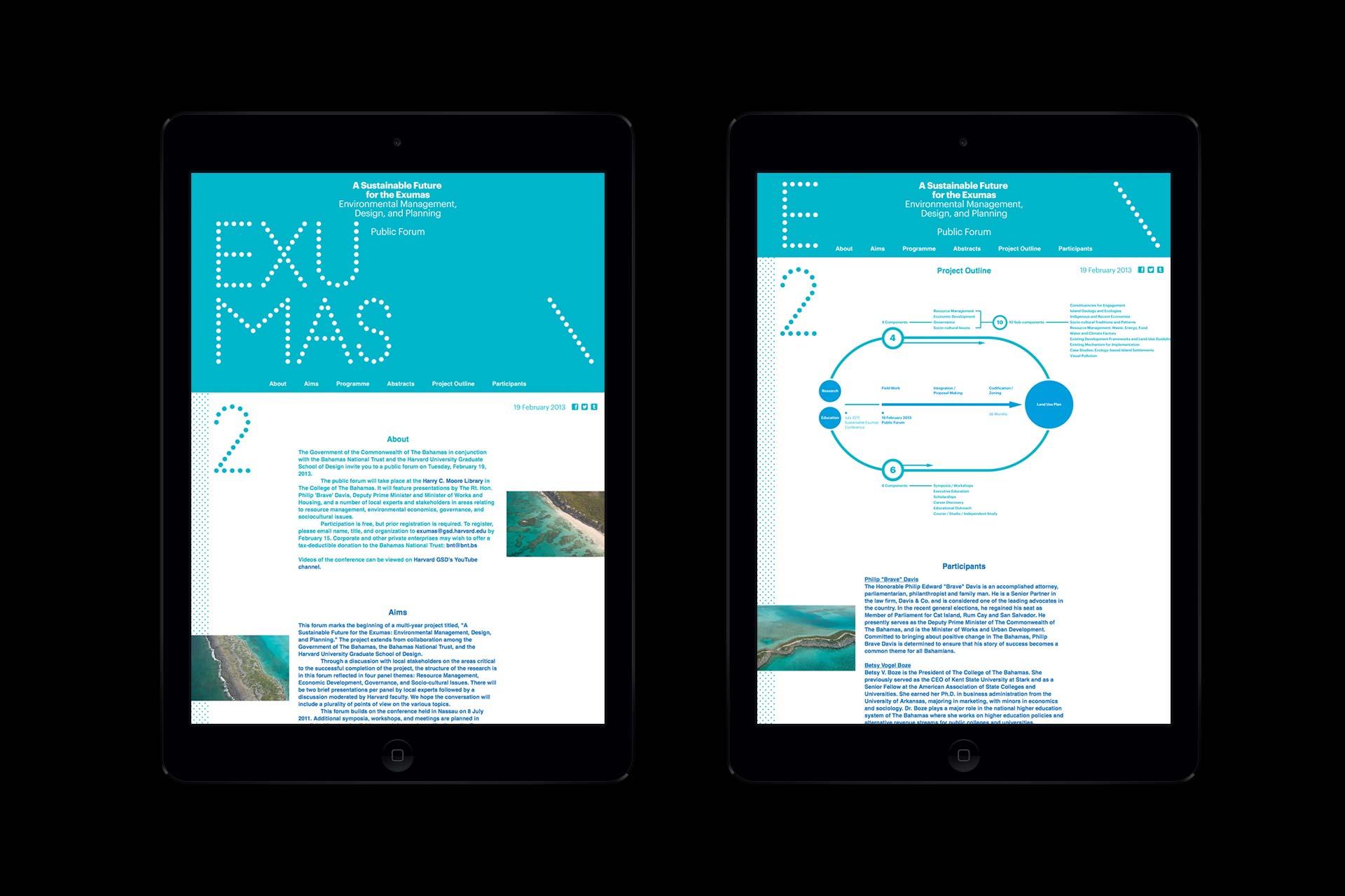 A Sustainable Future for Exuma