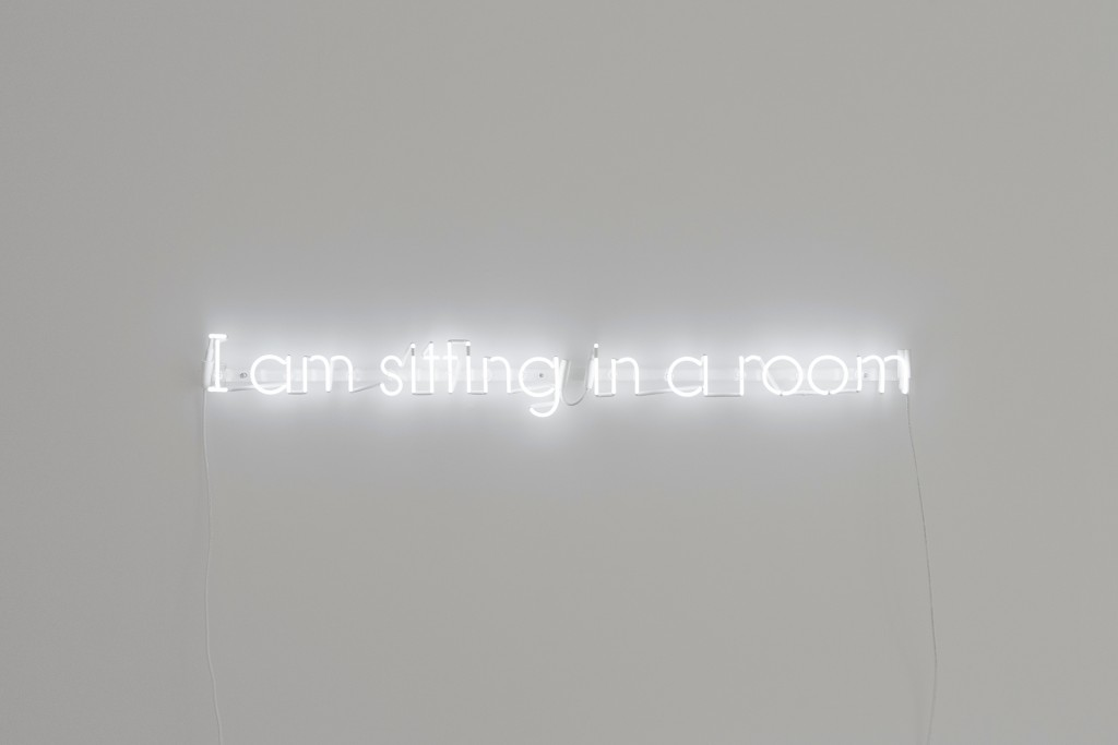 Thumbnail for I am sitting in a room